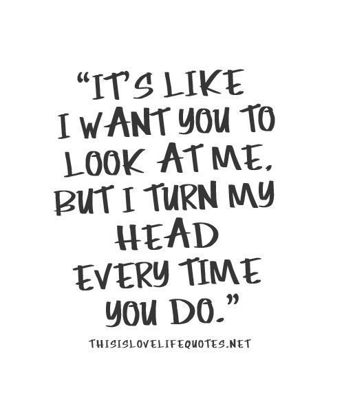 Cute love quotes and sayings for your crush