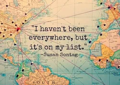 25 Wanderlust Travel Quotes #Travel #Quotes