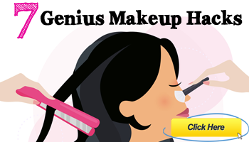 7 Genius Makeup hacks