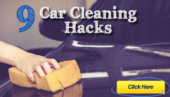 9 Excellent DIY Car Cleaning