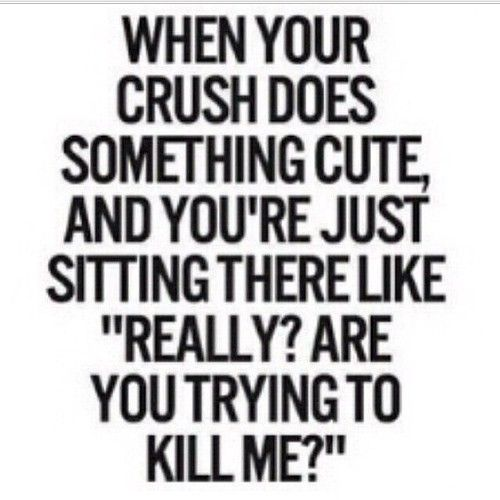 Sweet Quotes For Your Crush: 30 Crush Quotes 25 #Crush Quotes #Love