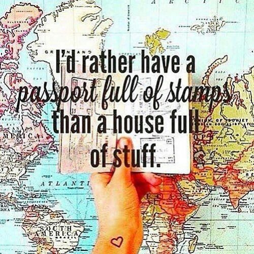 Travel The World Quotes Tumblr: 25 Wanderlust Travel Quotes