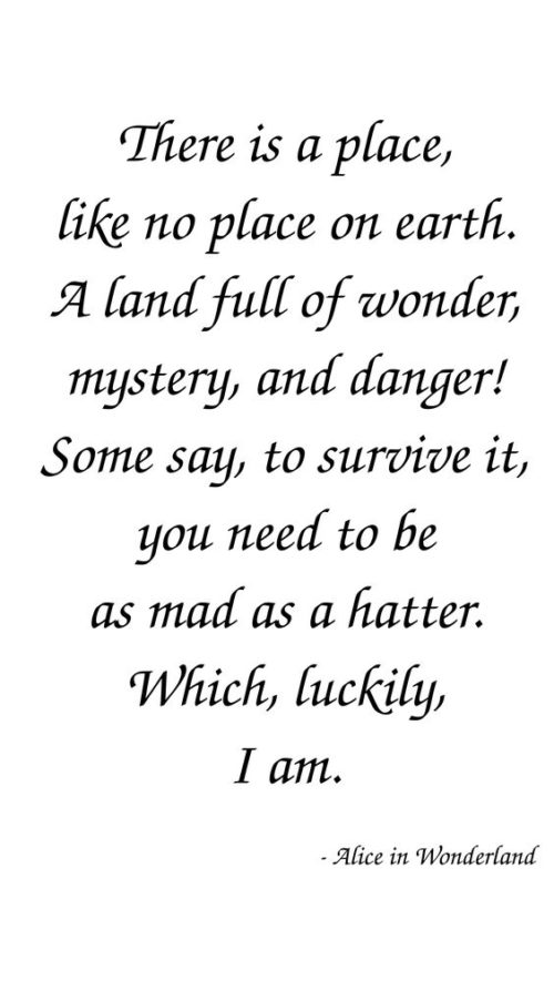 Quotes From Alice In Wonderland Extraordinary 30 Alice In Wonderland Quotes 14 #alice In Wonderland #quotes .