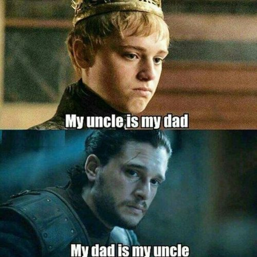 Best 30 Game of Thrones Memes 2 Game of Thrones Memes 500x500 best 30 game of thrones memes quoteshumor com