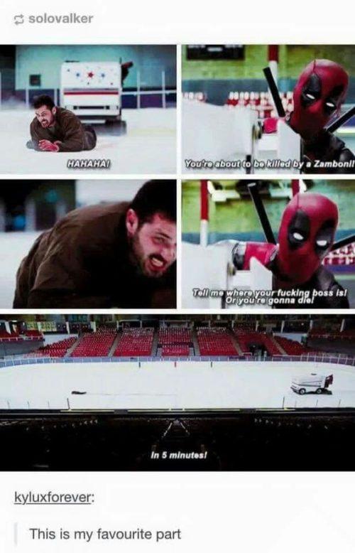 Top 30 Funny Deadpool Memes 2 #Deadpool #Deadpool Funny ...