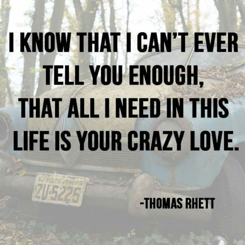 14 Country Love Song Quotes | QuotesHumor.com