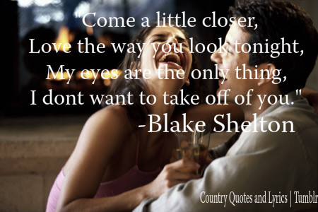 14 Country Love Song Quotes | QuotesHumor com