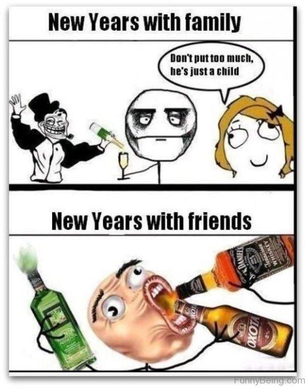 20 New Year Memes - QuotesHumor.com | QuotesHumor.com
