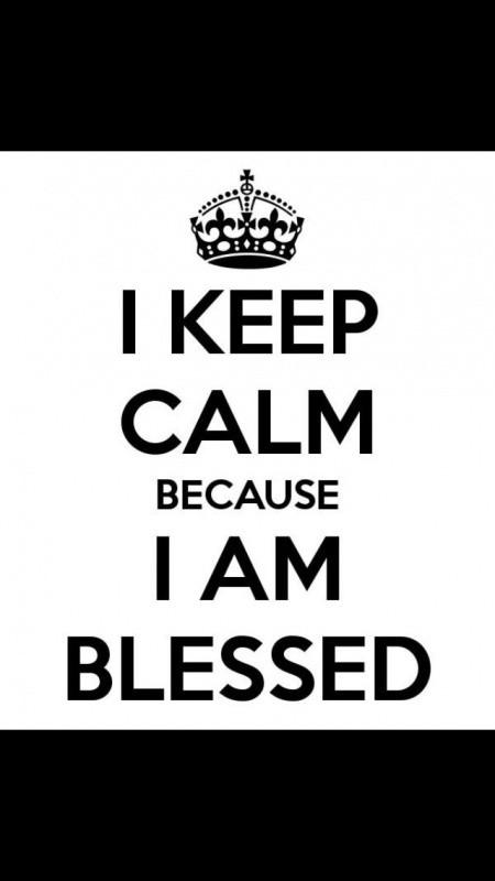 23 Im Blessed Quotes Quoteshumorcom