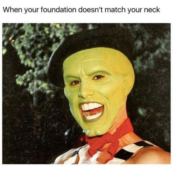 memes makeup beauty funny junkies quoteshumor jokes humor reply leave