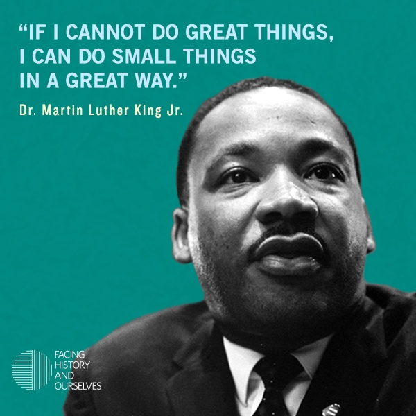 Great Famous Quotes Interesting 20 Inspirational Mlk Quotes For Mlk Day 2018  Quoteshumor