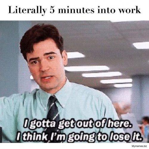 24 Memes That Capture Your Work Struggles