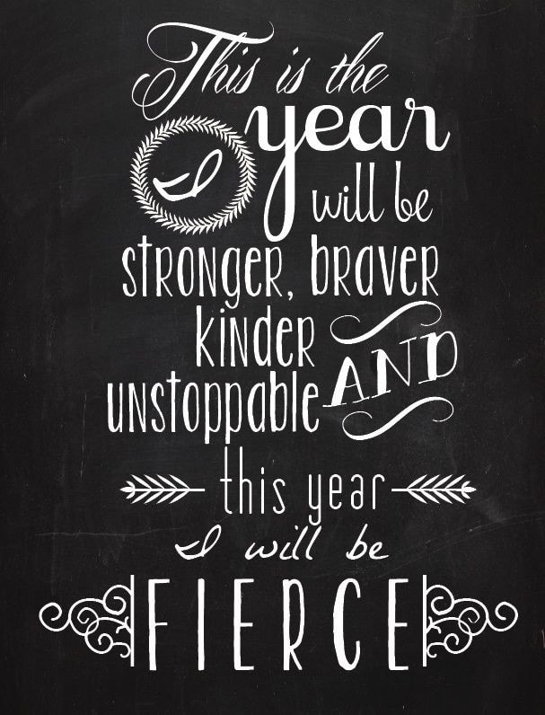 33 positive quotes that will inspire you for the new year
