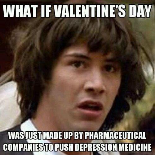 14 Funny Valentine S Day Memes Quoteshumor Com
