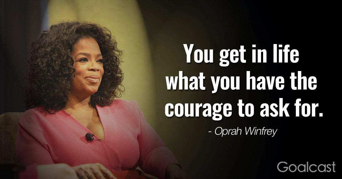 18 Best Oprah Quotes   QuotesHumor.com