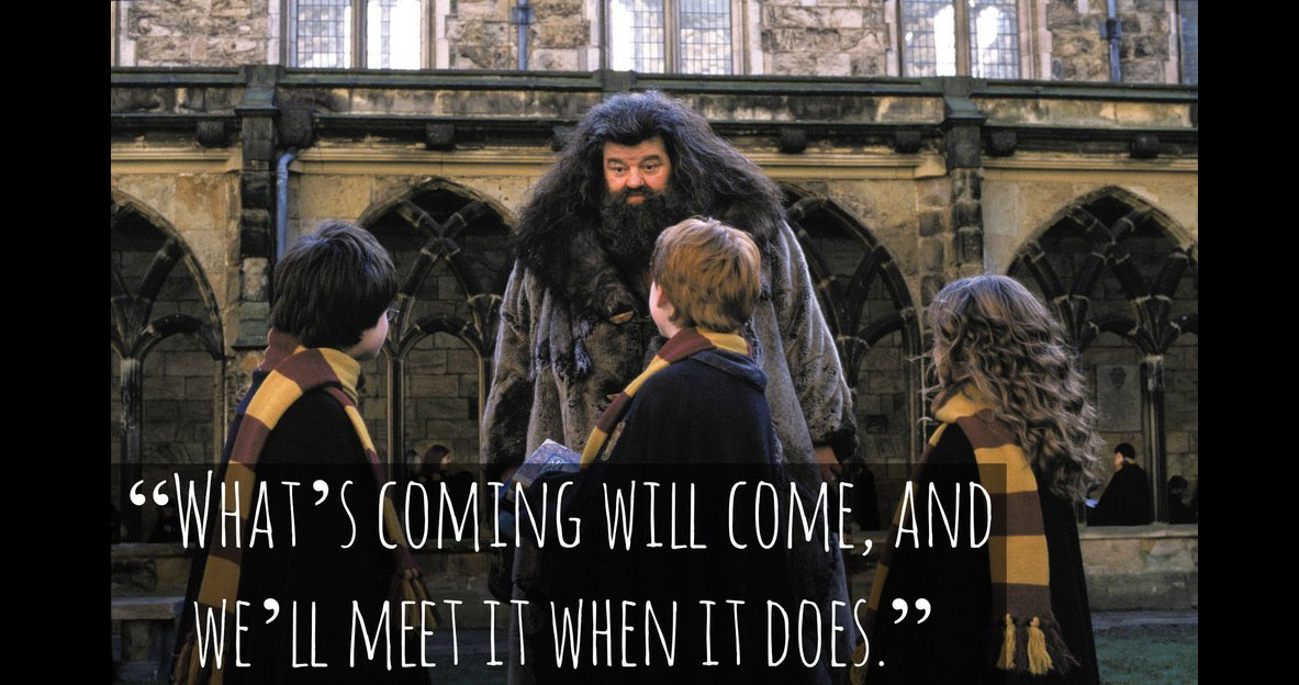 38 Best Harry Potter Quotes To Hold You Over Until The New 2018