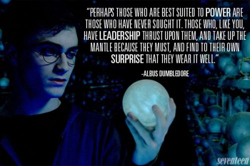 best harry potter quotes to hold you over until the new