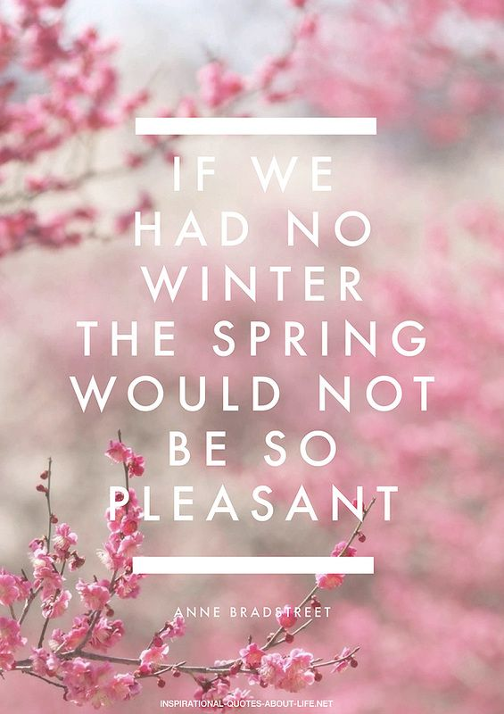 19 Best Spring Inspired Quotes - QuotesHumor.com ...