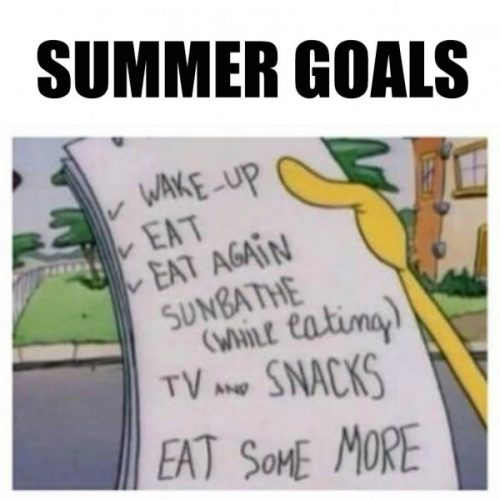 Best Summer Memes 2018 - QuotesHumor.com